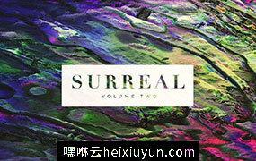 27款超现实主义风格抽象高清素材SURREAL_Vol_2 #2371546