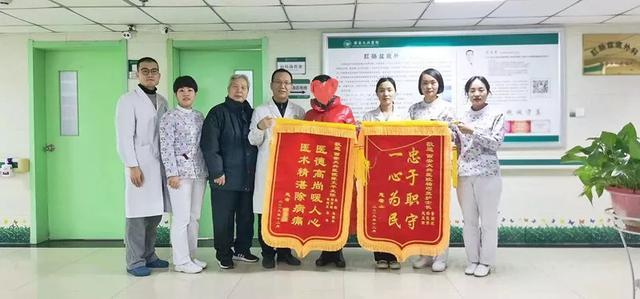 西安大兴医院  陈文平:「硬核」的天赋型选手
