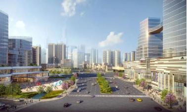 富力地产将全面改造石壁村 打造番禺区更新典范