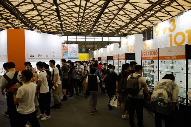 WF2020上海-GoodSmile展台精彩回顾,1比1等身赵灵儿惊艳全场 业界信息 第12张