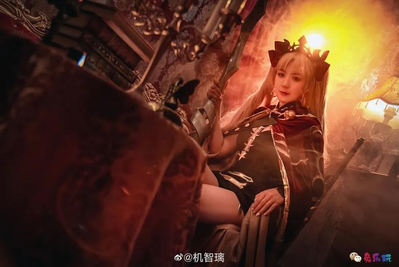 机智璃丨《Fate》艾蕾
