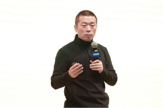 亿邦动力总裁、马蹄社发起人贾鹏雷