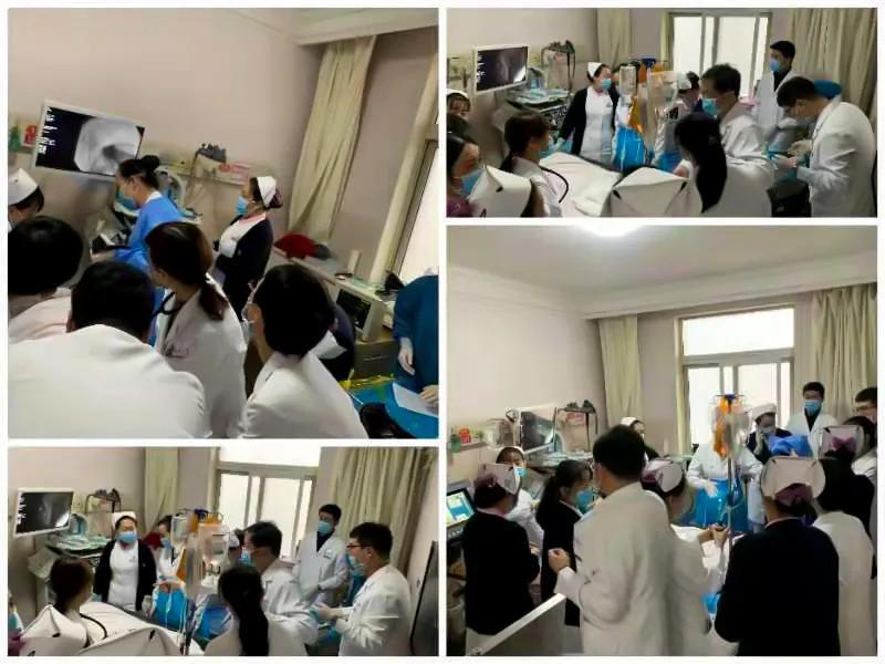 西安高新医院多学科会诊挽救年轻生命