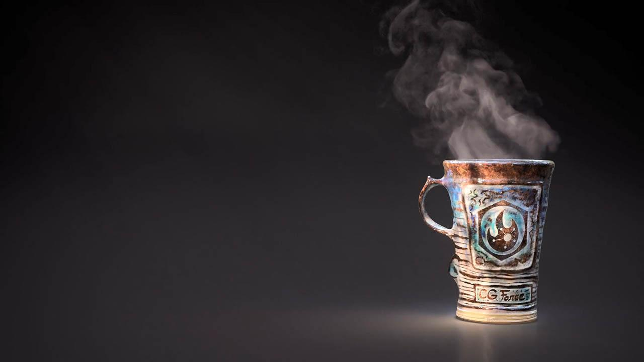Cgforge - Pyro 1 - Smoke And Steam - Houdini蒸汽烟雾特效教程