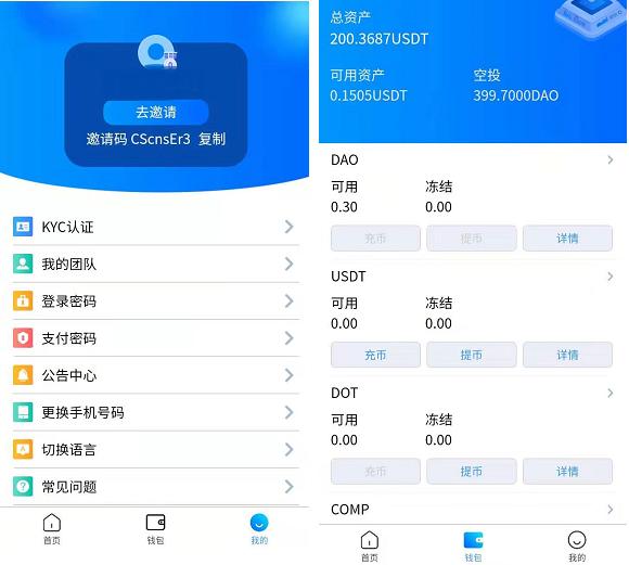 波卡生态DAO:注册实铭送400DAO,价值1200元插图2