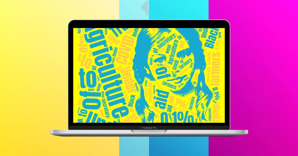 Word Art – 在线文字云制作网站 视觉爆炸的词云图