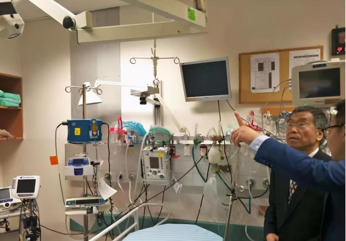 专家参观以色列撒巴儿童医学中心