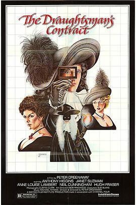 绘图师的合约 电影海报