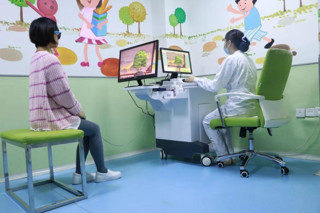 儿童脑瘫生物反馈疗法
