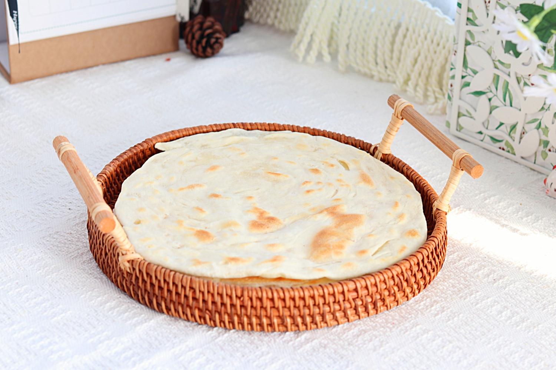最简单的家常手抓饼,自己做健康又卫生,酥香好吃包你吃一次爱上  - 美食,菜谱