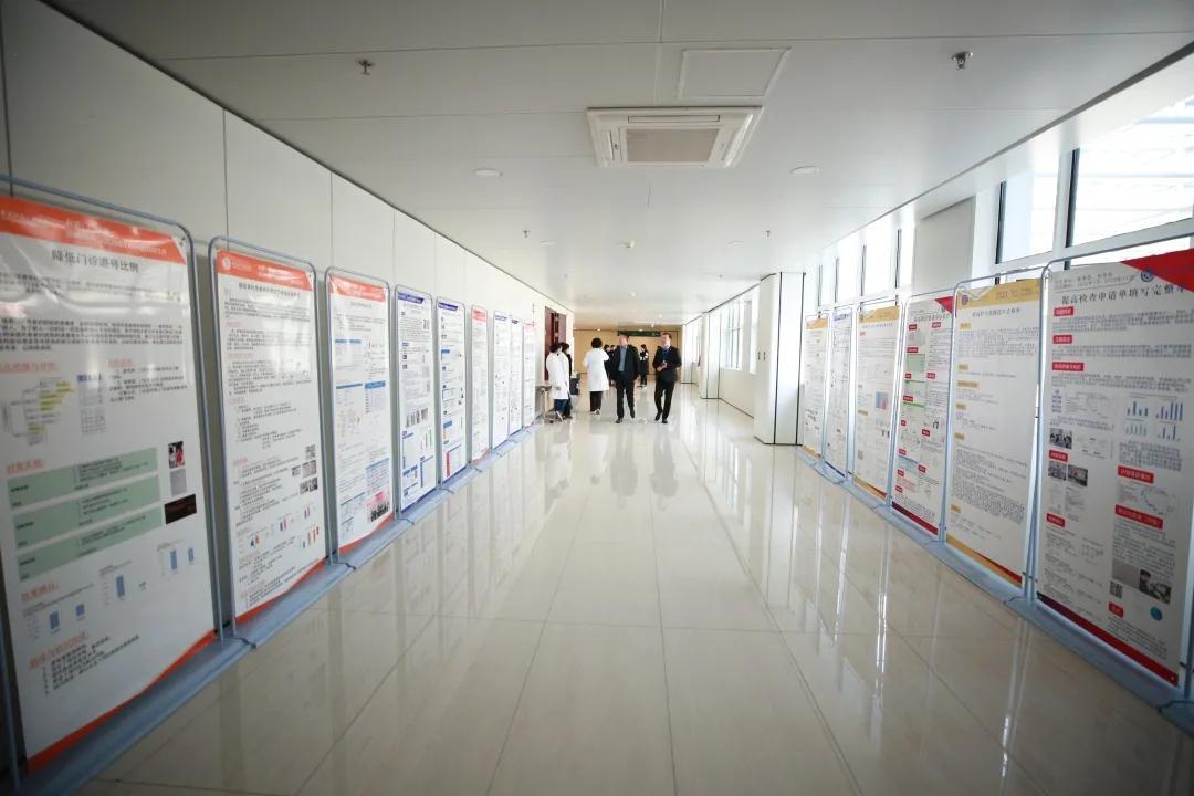 海报巡展、队呼助威, 南京江北人民医院这届 PDCA 展示大赛又燃又闪亮