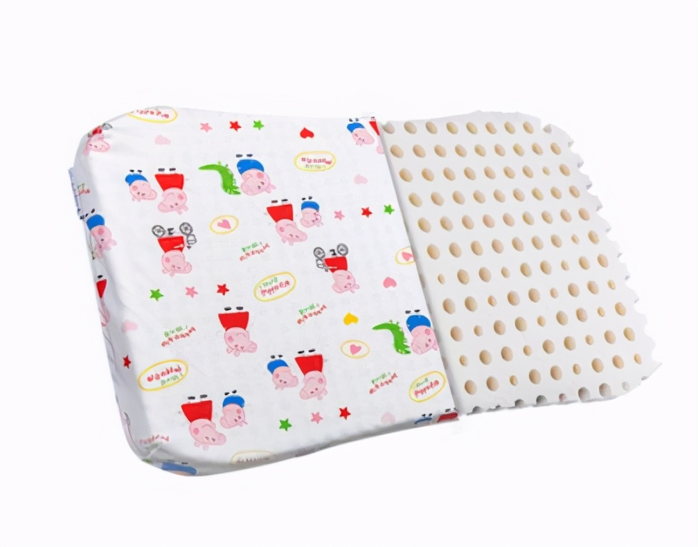 苏老伯乳胶枕,预防改善宝宝偏头,选择对了