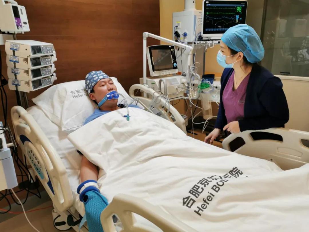 假如我是 ICU 患者 合肥京东方医院重症医学科开展「换位体验」活动