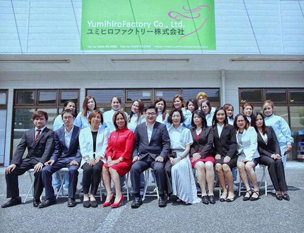 助力延长健康寿命,是一种社会贡献——访YUMIHIROFactory株式会社社长宫川敬多