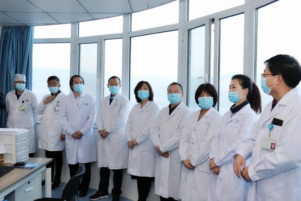 西安交大一附院与神木市医院共建肿瘤学科启动
