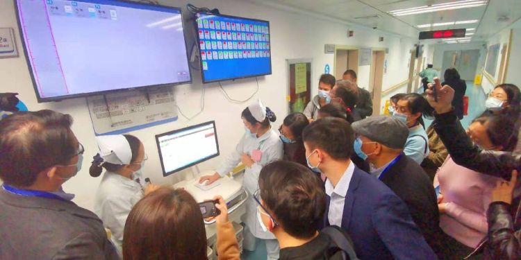 北大深圳医院:「炫酷科技」助力智慧医院,为高质量医疗赋能