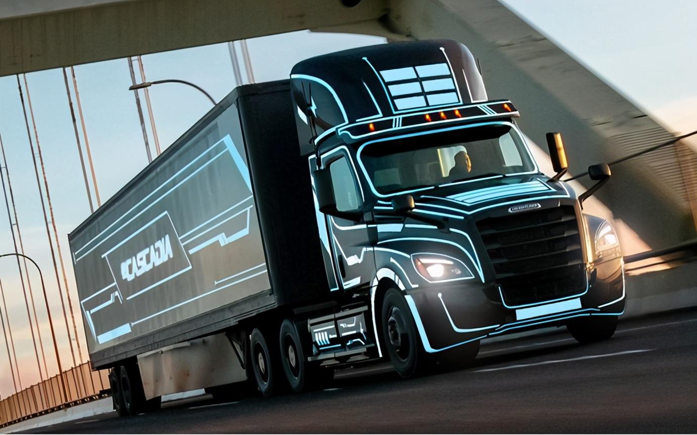 戴姆勒卡车,大型BEV卡车开始在美国赢得订单