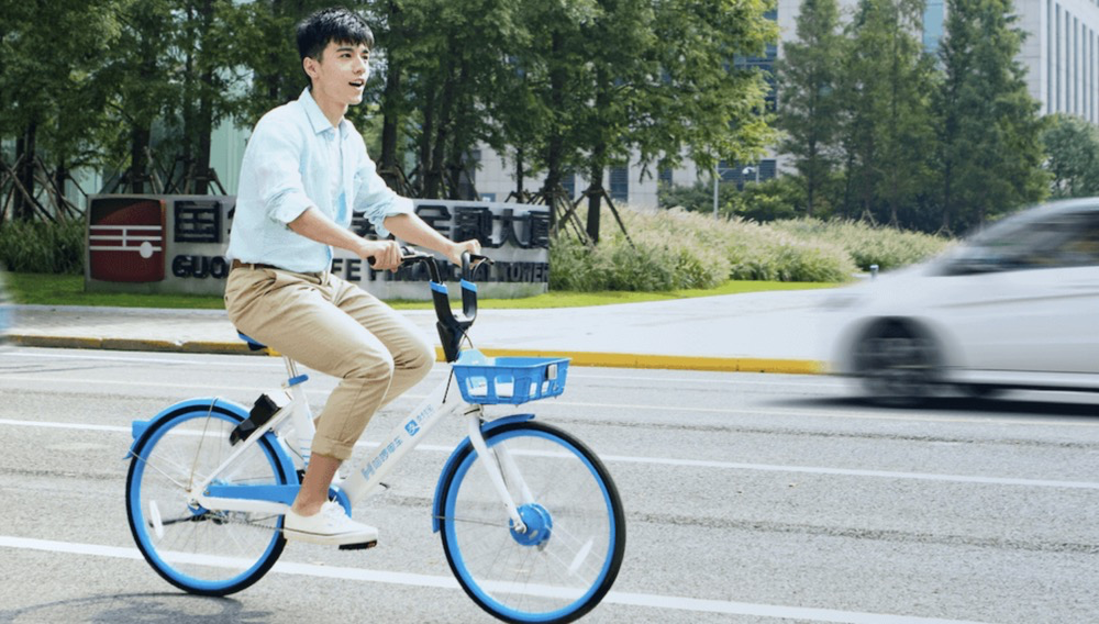 极力撕掉「共享单车」的标签,哈啰有这个能力吗?