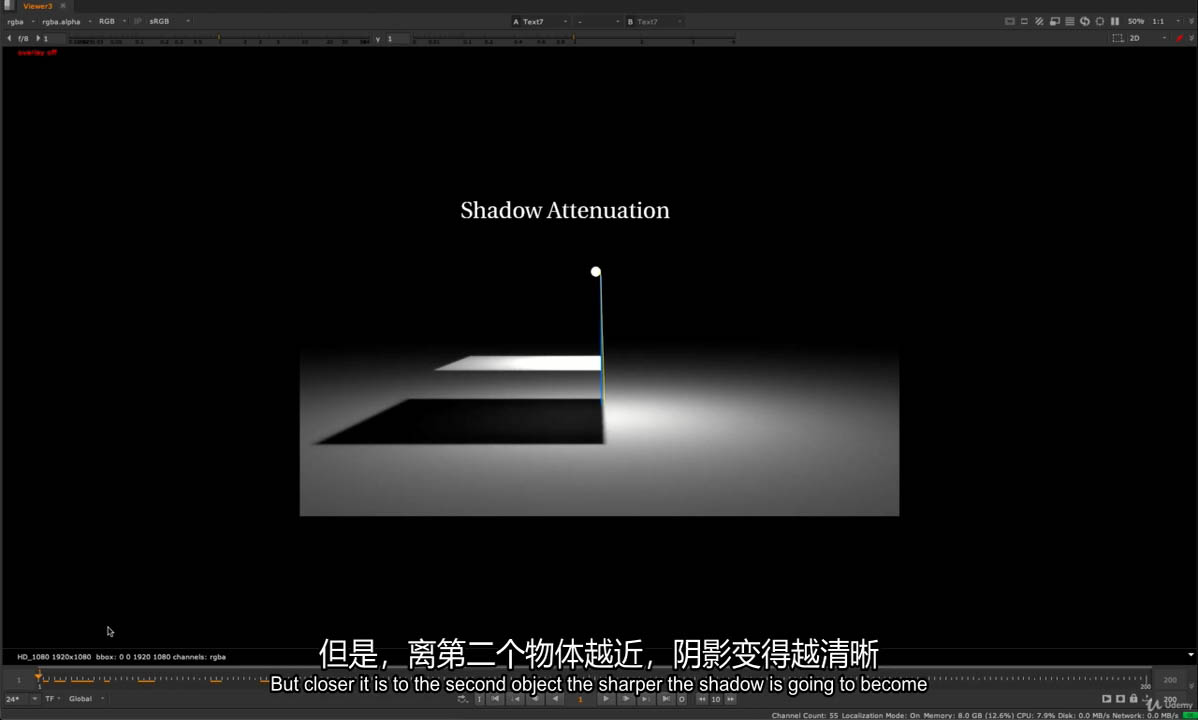Nuke特效场景合成教程 Fundamentals of CG VFX Compositing in Nuke - NK303