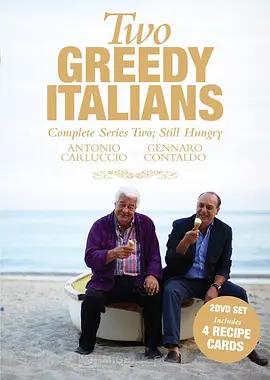 贪嘴意大利 第二季海报
