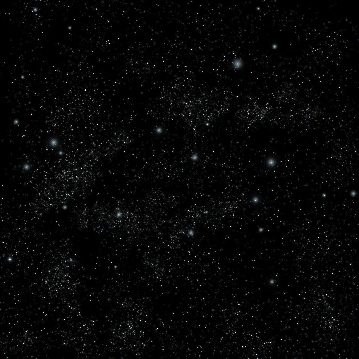 平面素材-6张超高清宇宙星空星星图片素材(5)
