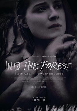 森林深处 电影海报