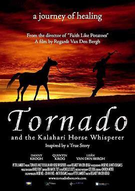 龙卷风和卡拉哈里马语者 电影海报